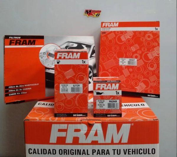 Multicentro R8 FRAM